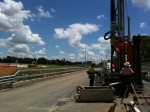 DPQ05 - 450P  -  Geotechnical drilling Ipswich Mwy