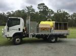 DPQ29 - Isuzu NPS300 -  Isuzu NPS300 - Support Truck for GEO305
