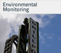 Environmental Monitoring - Drilling Rigs